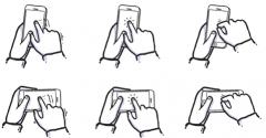 烟台app开发:如何表达App的隐藏手势操作