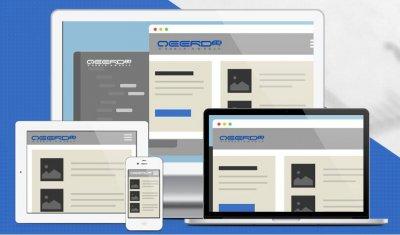 烟台H5响应式网站开发制作